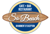 Logo Restaurant So Beach à Ondres